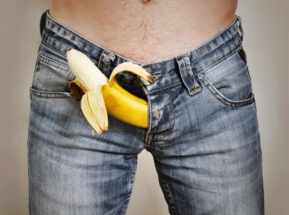 a pénisz spontán áll