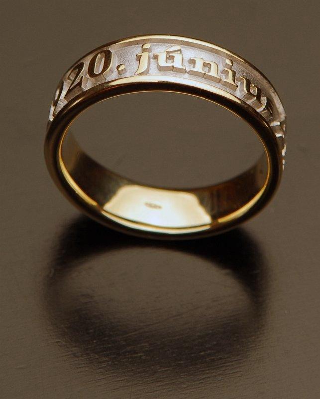 gyűrűk felállítása
