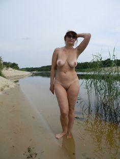 Chubby Nude Beach Photos)
