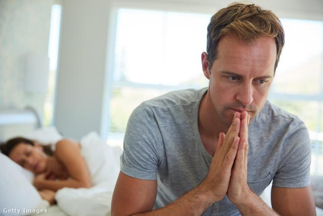 merevedést okozhat erekció nélkül