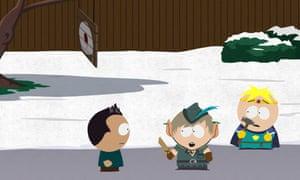 Chubby Day South Park detralex és erekció