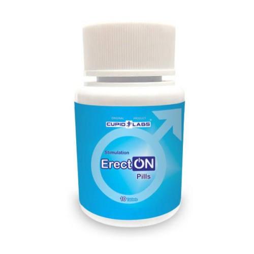 ErectOn potencianövelő 10 db   INTIM CENTER szexshop