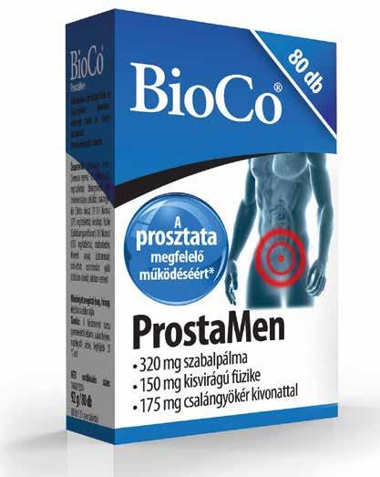 Prostamol erekcióhoz