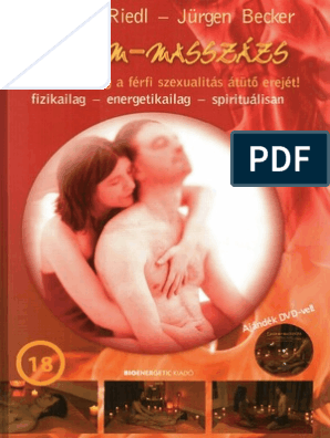 intim masszázs az ember péniszéhez)