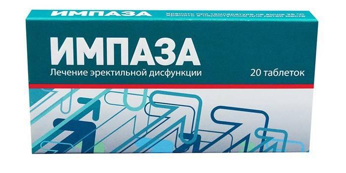 az erekciót fokozó gyógyszerek áttekintése)