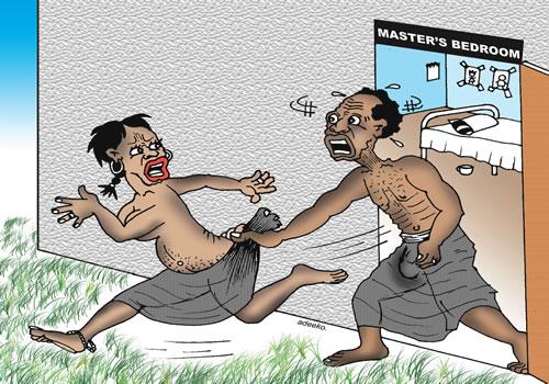 nigériai pénisz