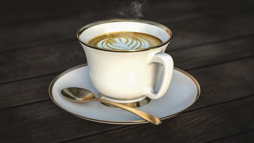 kávé felállítása)
