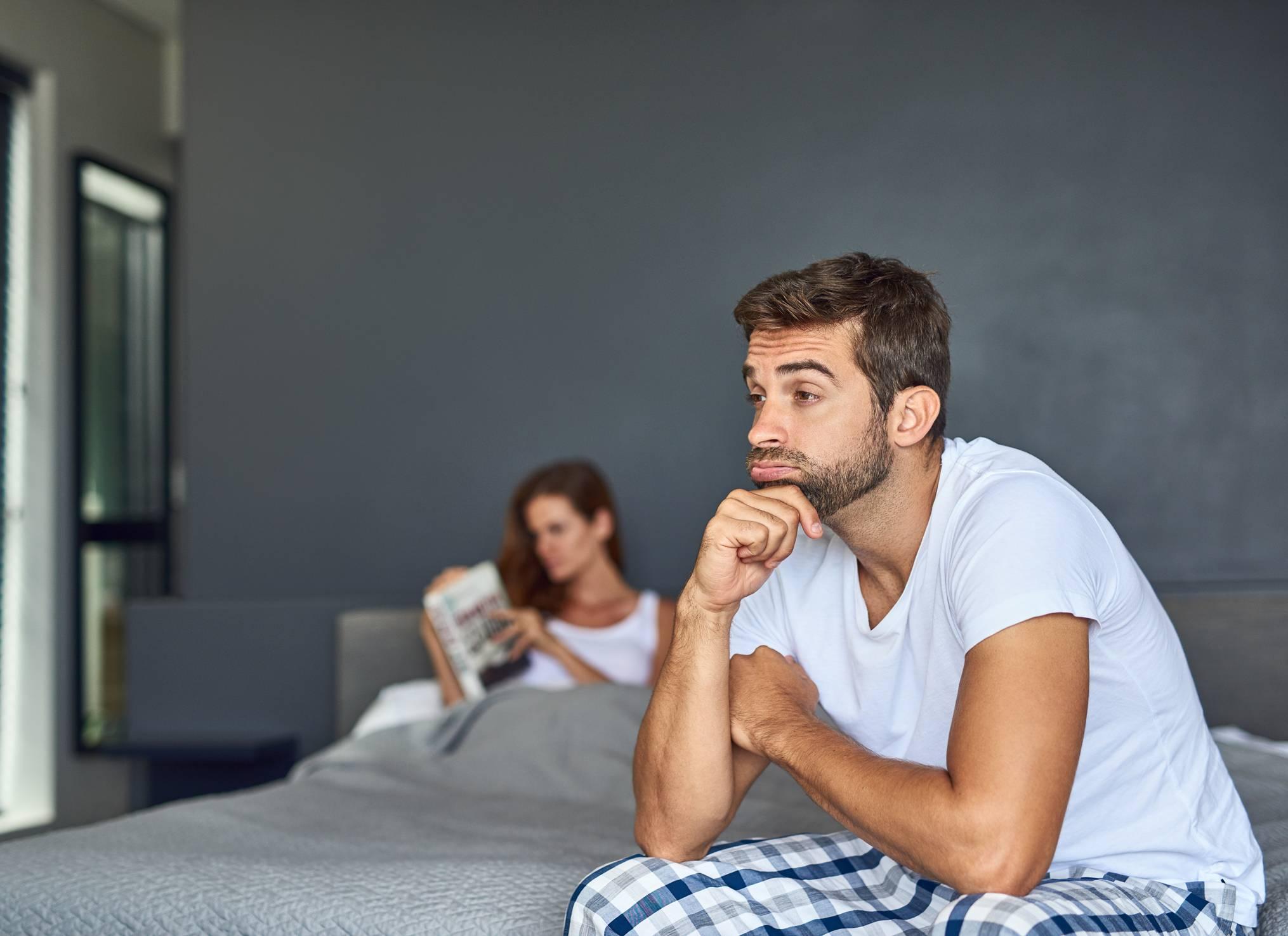 a férfiak erekciójának elvesztésének okai)