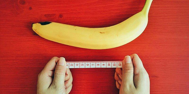 hogyan lehet ellenőrizni a pénisz méretét
