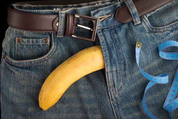a pénisz mérete csökkent, és nincs erekció)