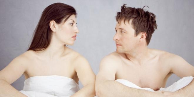 miért tűnik el az erekció a közösülés előtt