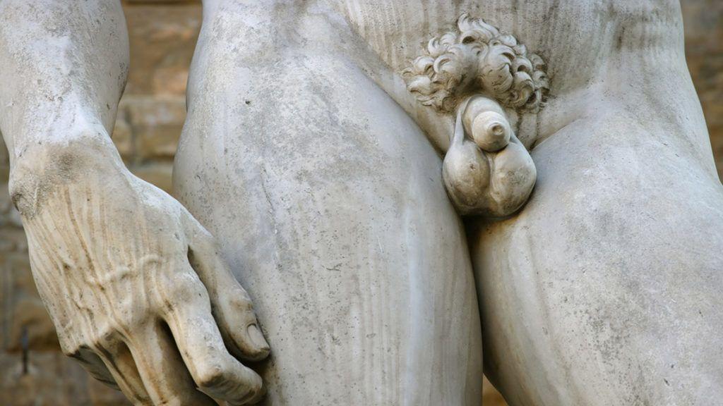 merevedéssel a pénisz kisebb lett, mint volt)