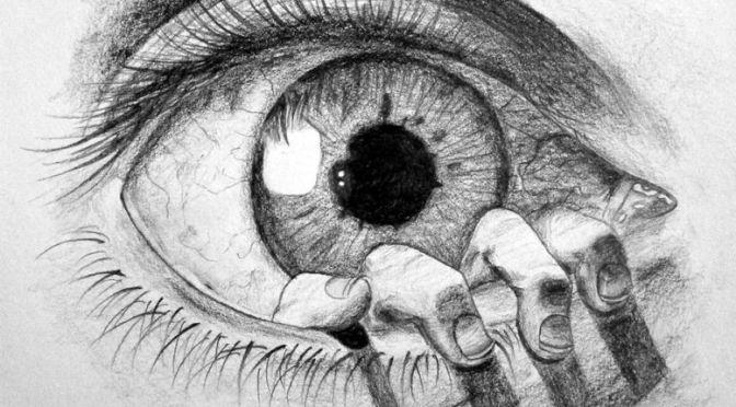 gonosz szem egy erekción