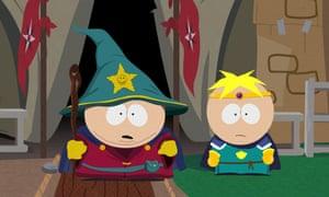 Chubby Day South Park merevedés következik be