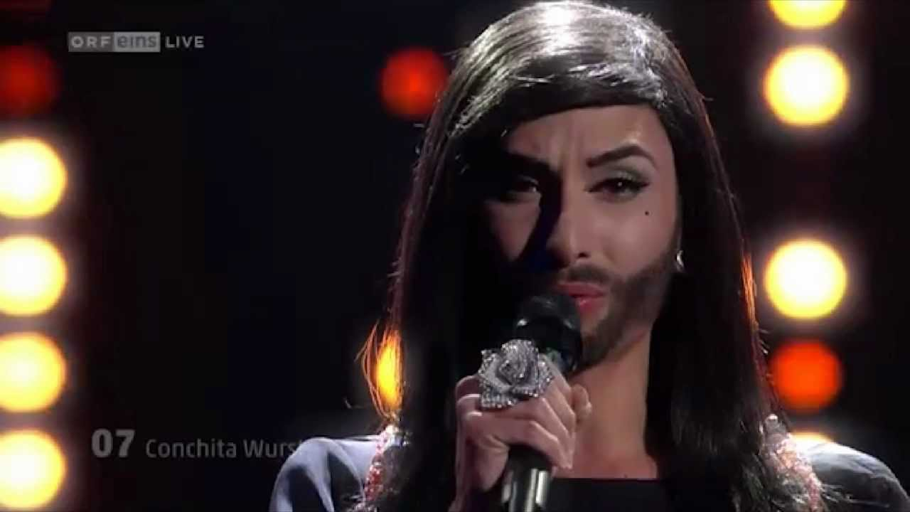 Lassan, de biztosan: Eurovízió, Conchita Wurst