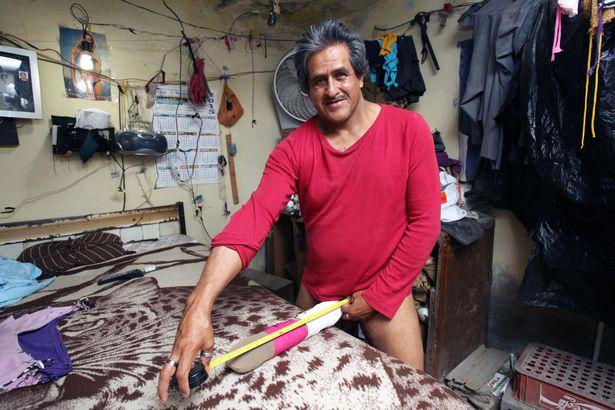 a leghosszabb pénisz tulajdonosai