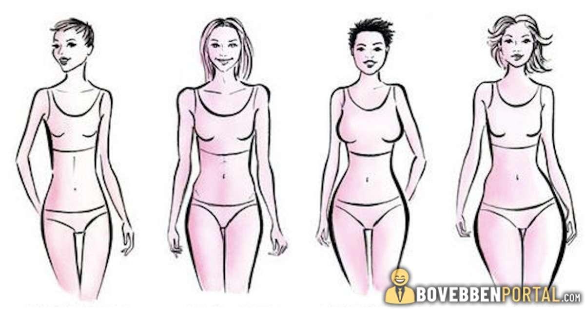 női test felállítása