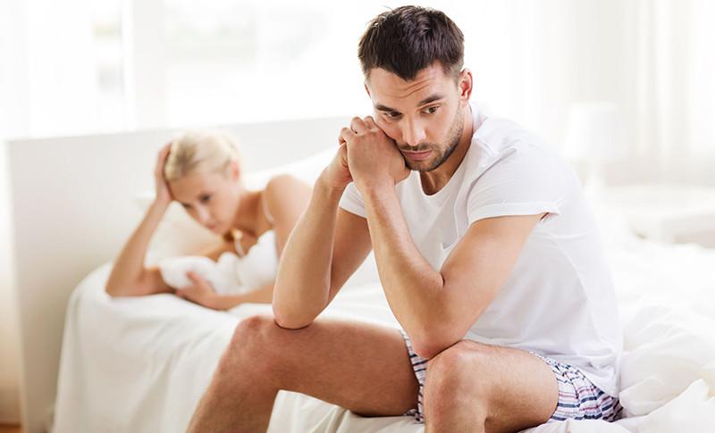 Ami tönkreteszi az erekciót - HáziPatika