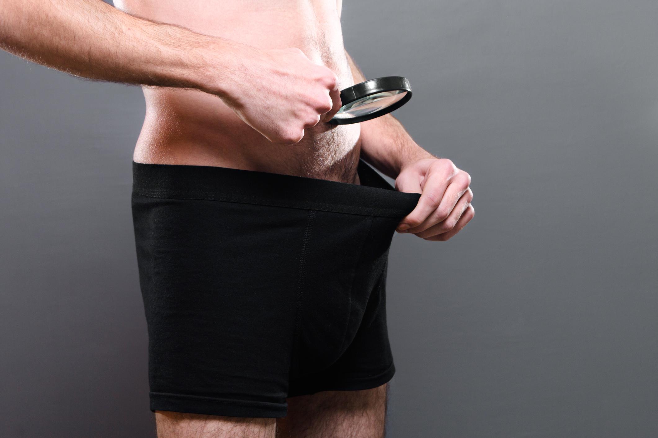 miért van a barátomnak egy kis pénisz