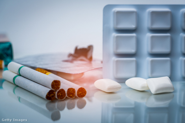 Niquitin Menthol Fresh 4 mg gyógyszeres rágógumi (100x)