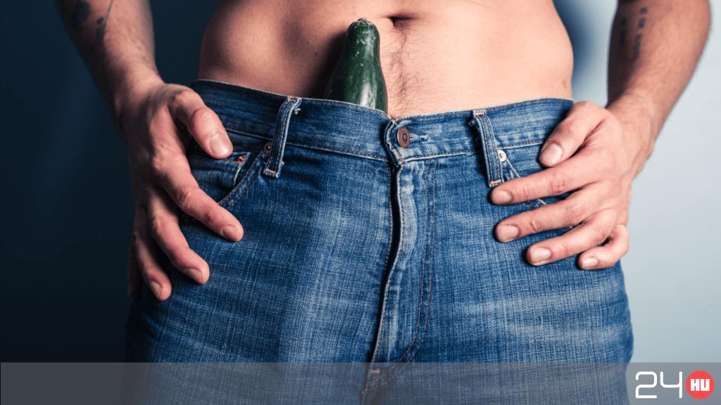 pénisz állva