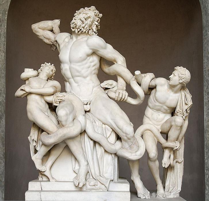 római szobor pénisz)