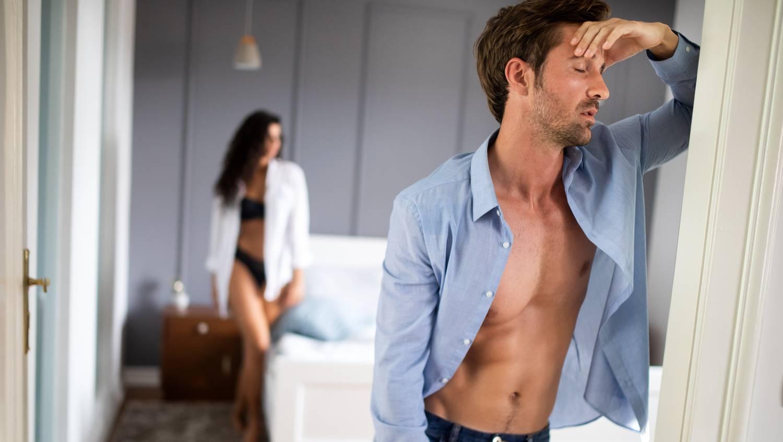 van egy gyógyszer az erekció csökkentésére a pénisz érzékenysége eltűnt, merevedés van