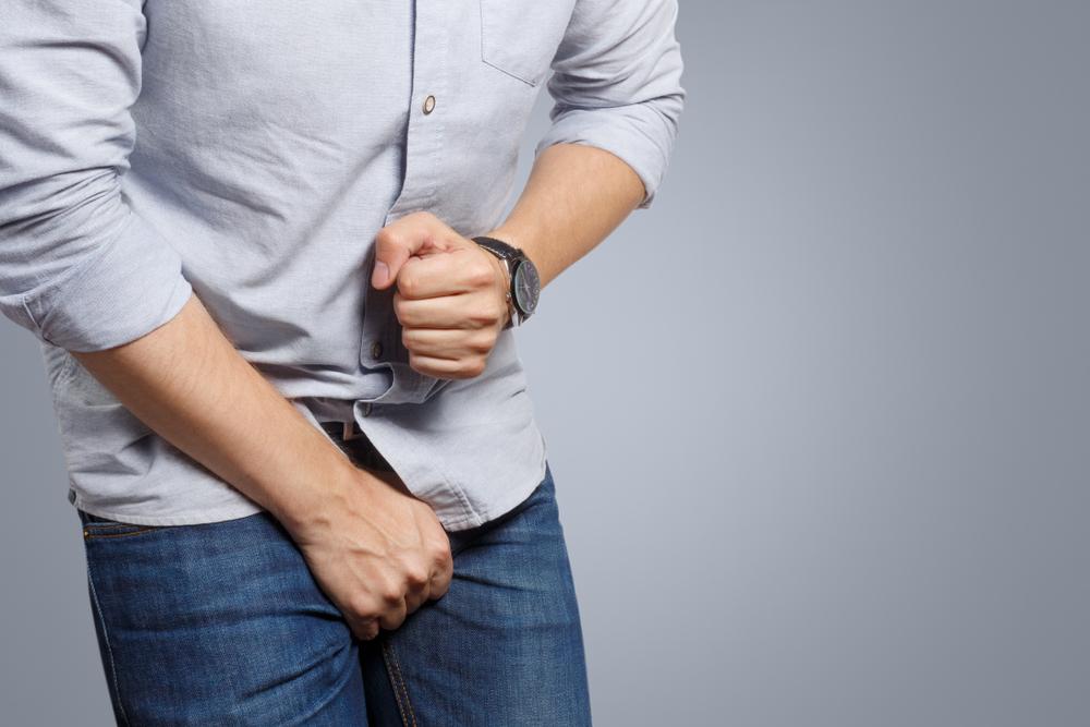 vizelés erekció során férfiaknál