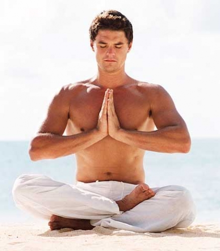 erekció a meditáció során a cukor hatása az erekcióra