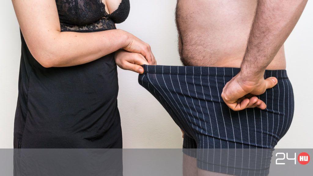 átlagos péniszátmérő