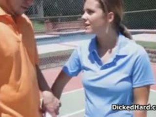 tenisz nagy pénisz