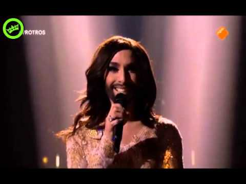 Ünnepel a kontroll társadalma: Conchita Wurst – tartozekstore.hu