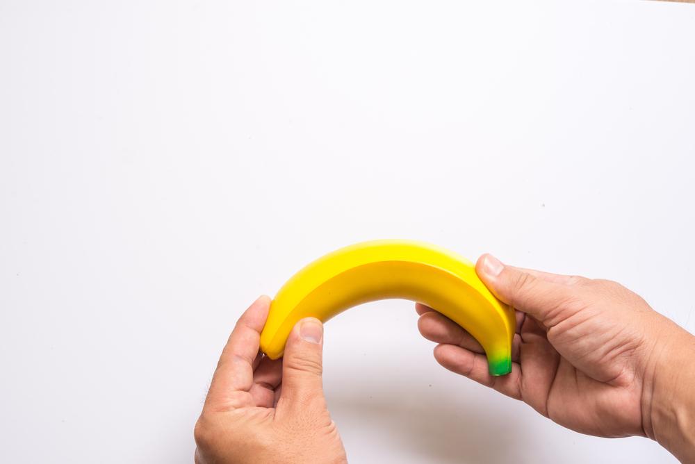 amikor a pénisz ívelt