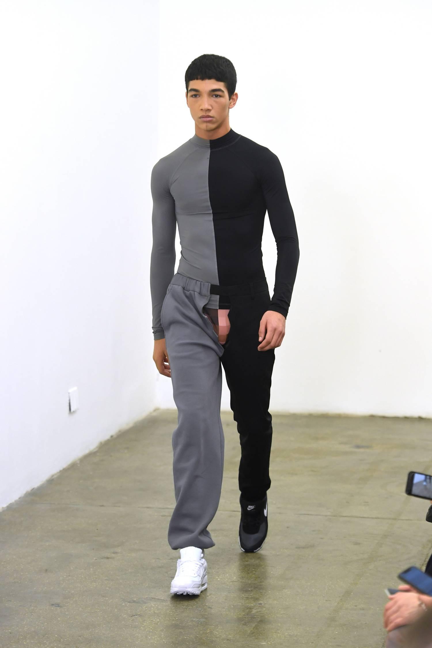 öltöny pénisz