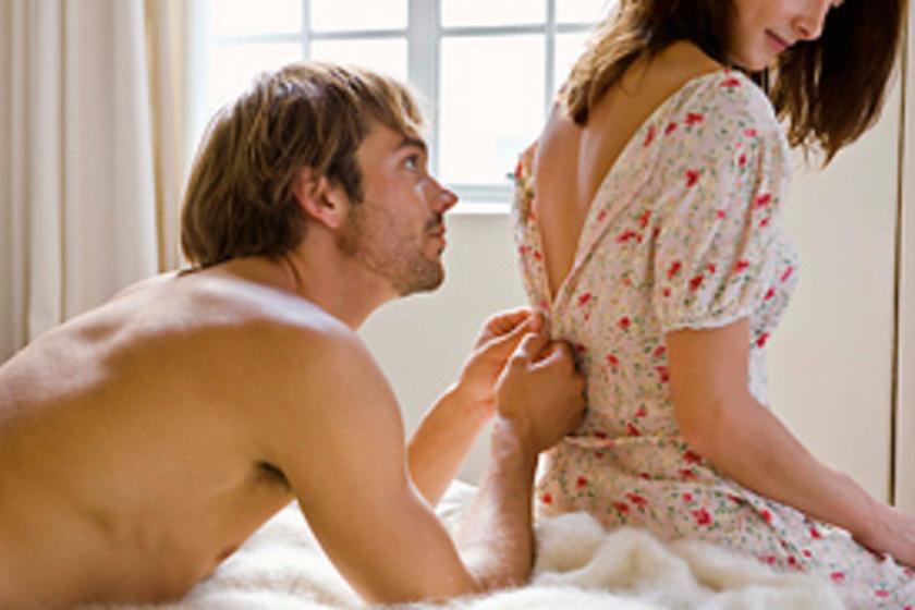 nő érzései, amikor behatolnak a péniszbe