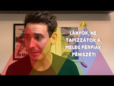 férfi pénisz meleg vagyok)