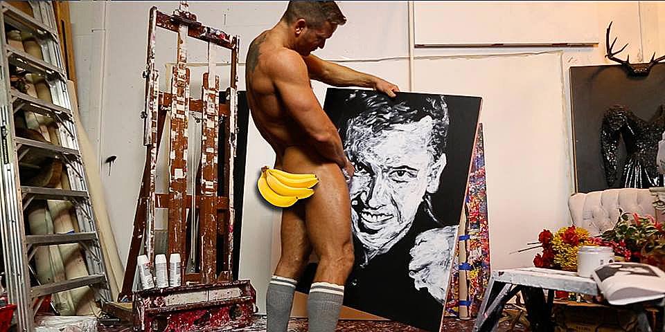 férfi hímvessző mint művészet