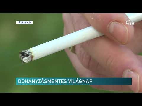 a dohányzásról való leszokás eltűnt