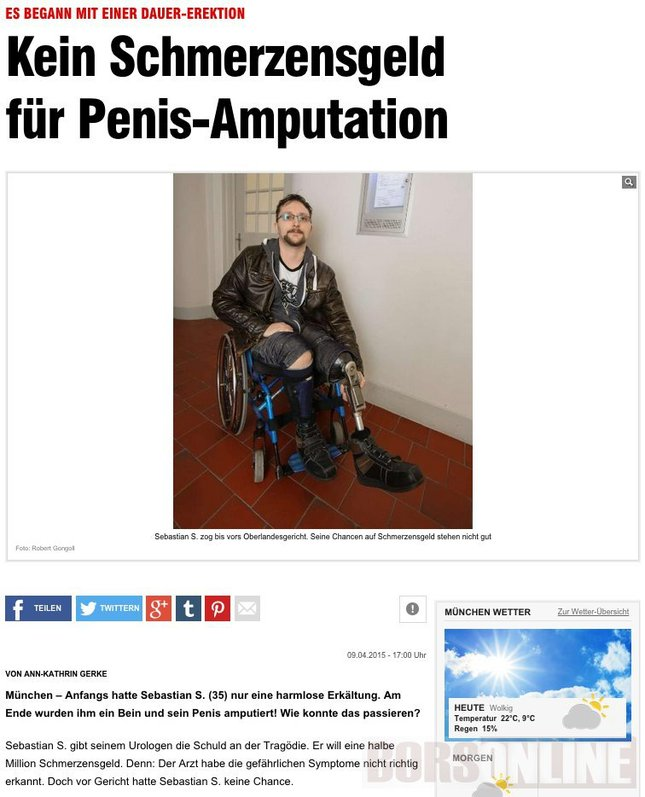 miért lett görbe a pénisz