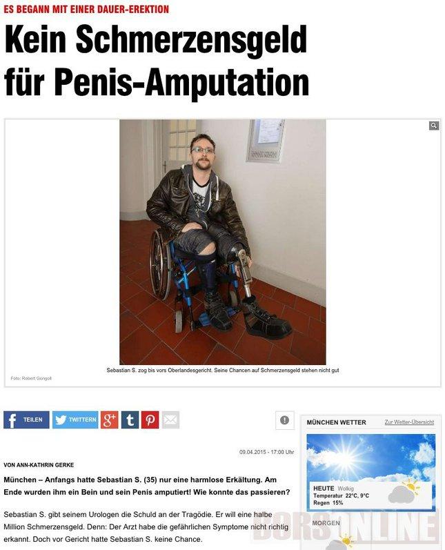a pénisz rosszabbodott