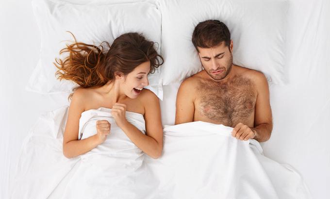 az erekció és a magömlés megsértése