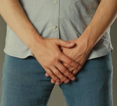 merevedés krónikus prosztatagyulladással