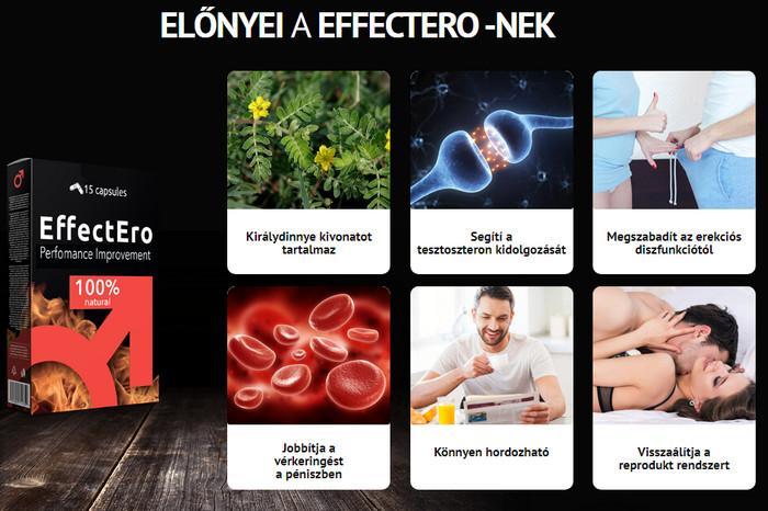ErectOn potencianövelő 10 db | INTIM CENTER szexshop