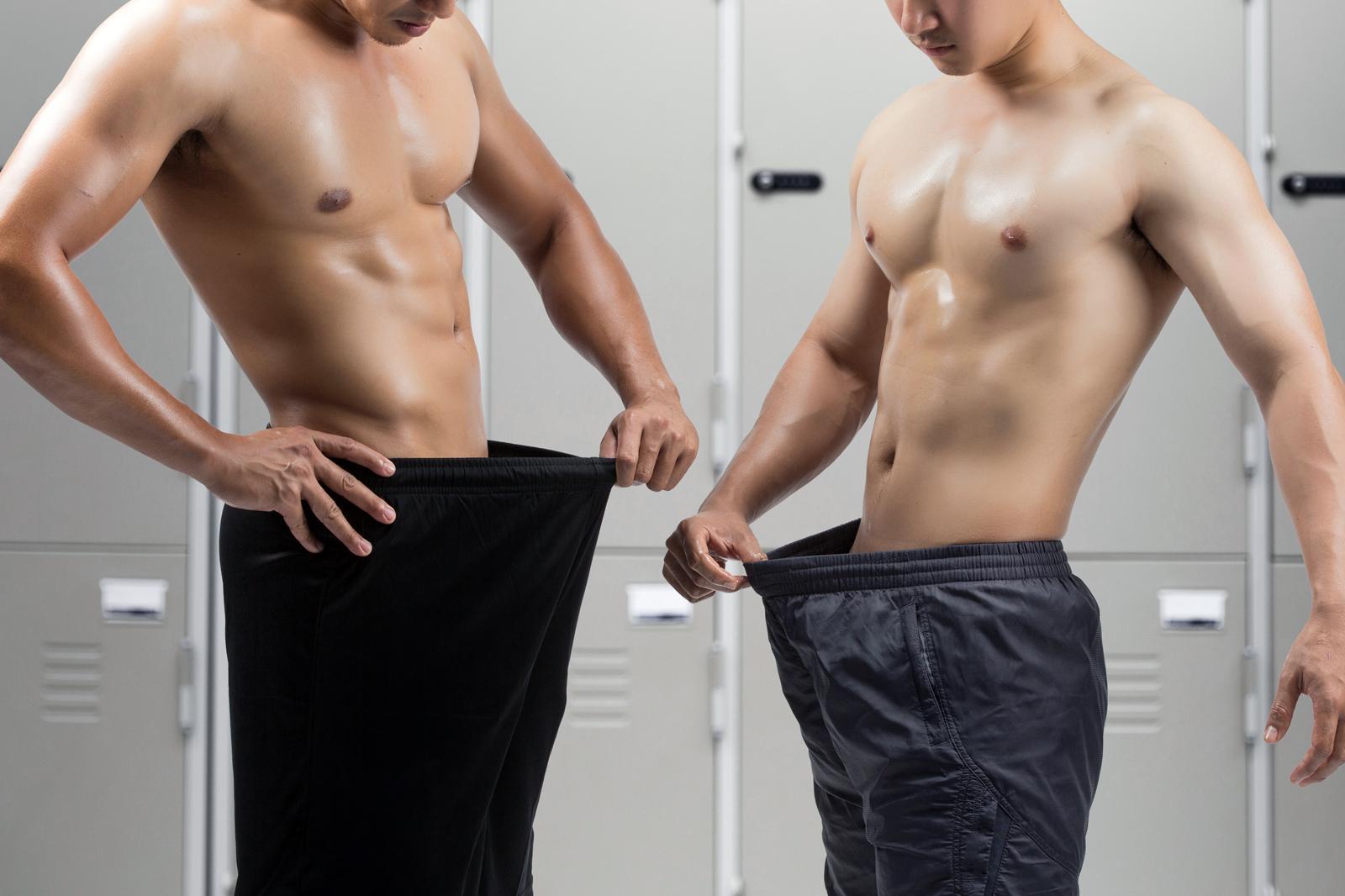 szexi férfiak péniszekkel pénisz hossza korea